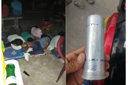 Honduras: Hostilidad y militarización contra personas defensoras de DDHH  en Reitoca