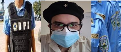 El riesgo: Por qué la DPI y la Policía Nacional casi botan la puerta de la casa de Cesario Padilla?