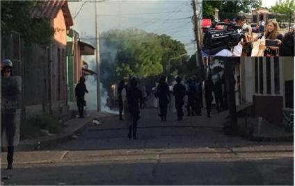 Cuando se trata de militares no hay justicia en Honduras