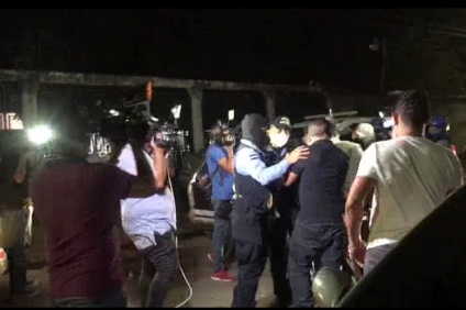 Nadie hará algo si atacan a periodistas en Honduras