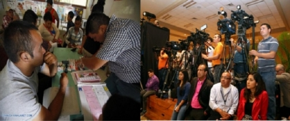 Hermetismo, exclusión en las fuentes  y división en la prensa de Santa Bárbara y Santa Rosa de Copán