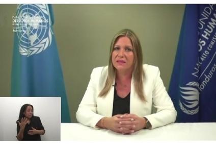 Informe de OACNUDH señala grave situación de derechos humanos en Honduras